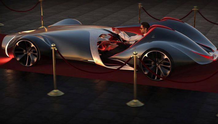 Maserati Tridente