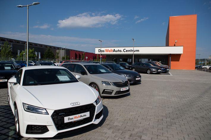 Das WeltAuto Centrum