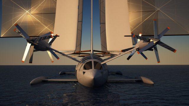 Flying Yacht